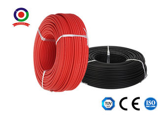 H1z2z2-K / PV1-F 6mm Solar Cable / Dc Cable For Solar Pv Tinned Copper Conductor